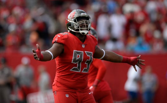 Adding defensive tackle Gerald McCoy wouldn't make much sense for the Lions.