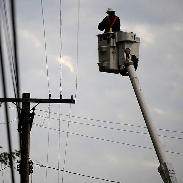 DTE: 17,000 without power after stormy morning