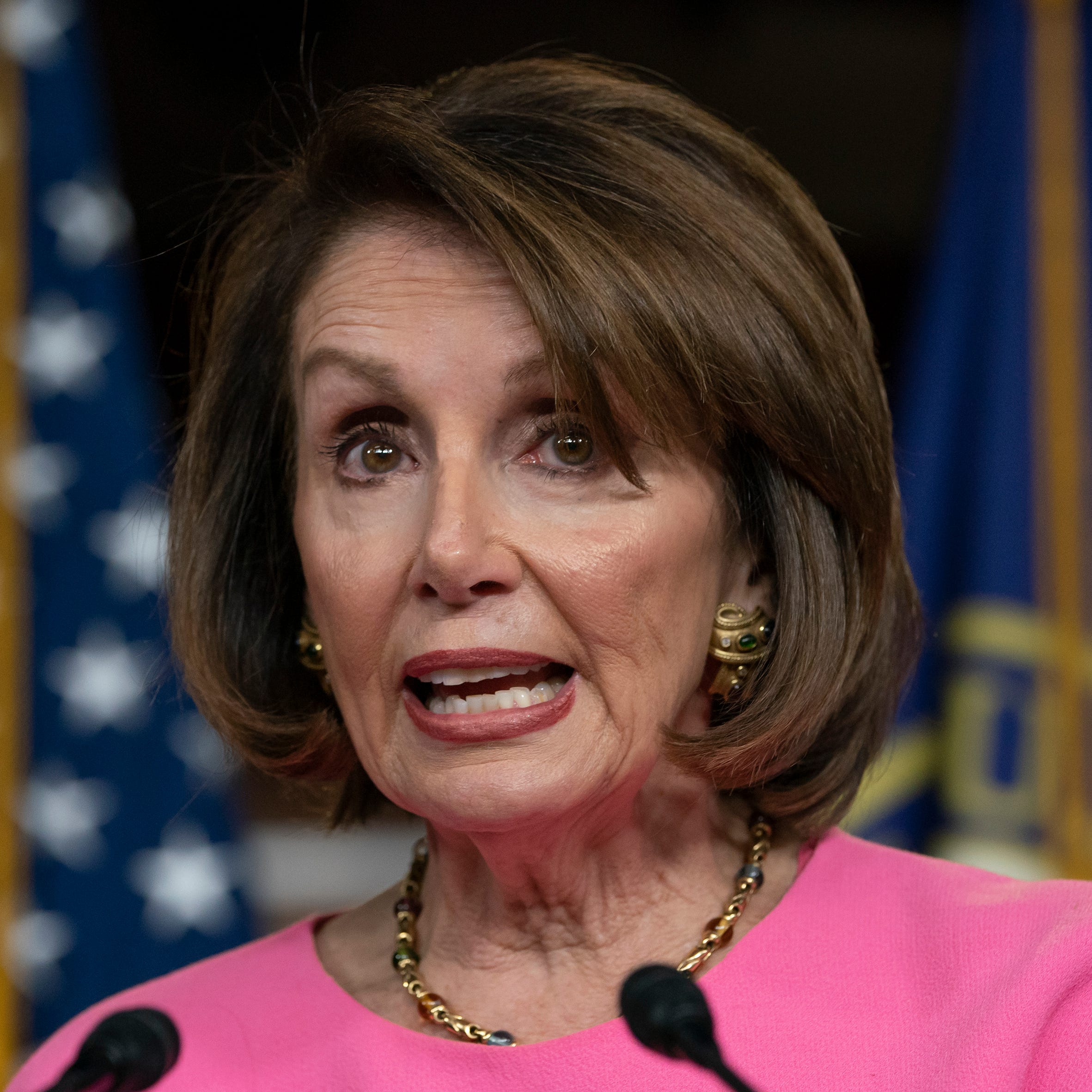 Pelosi questions Trump's fitness; time for 'intervention?'