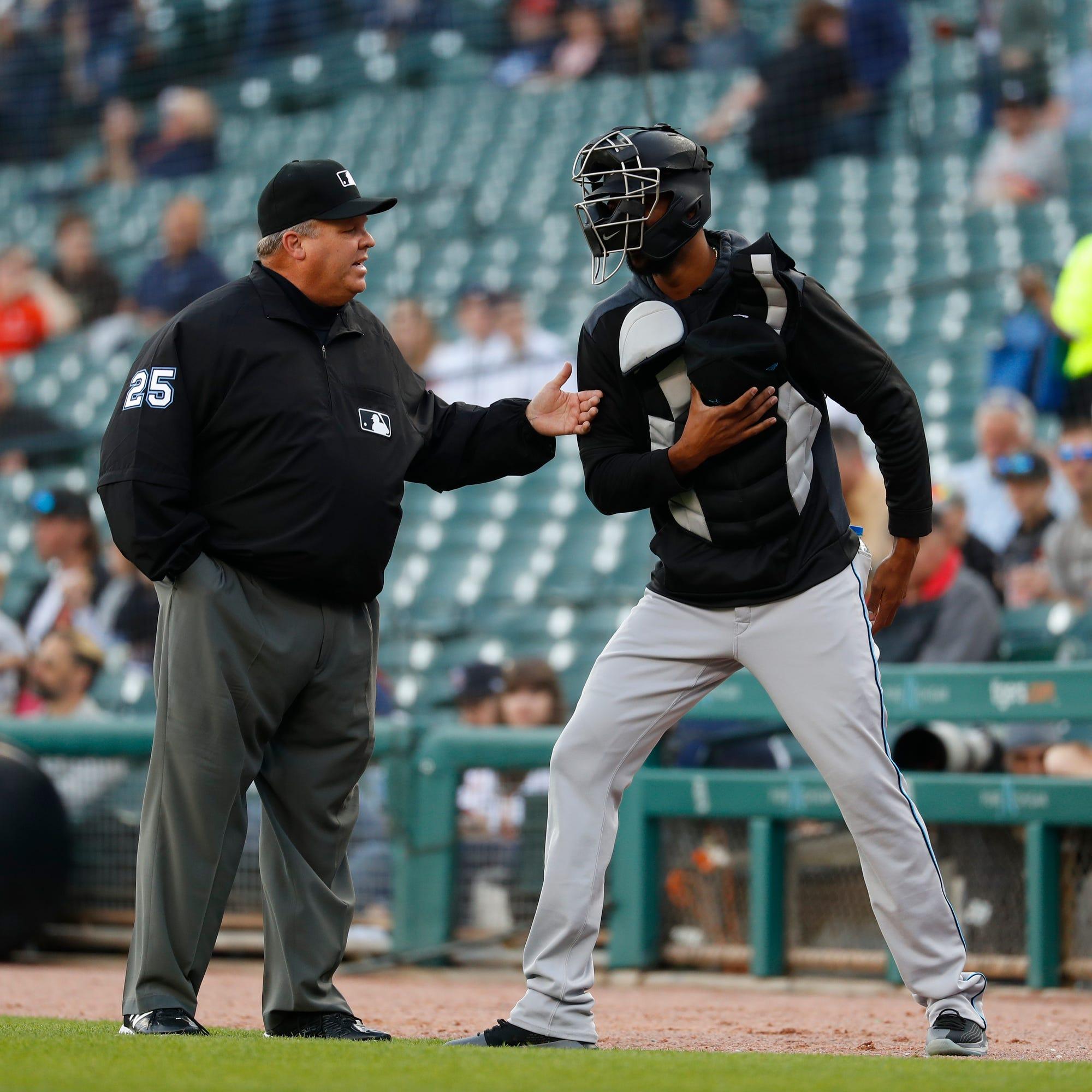 The Tigers got one (minor) victory Wednesday; Stumpf wins standoff