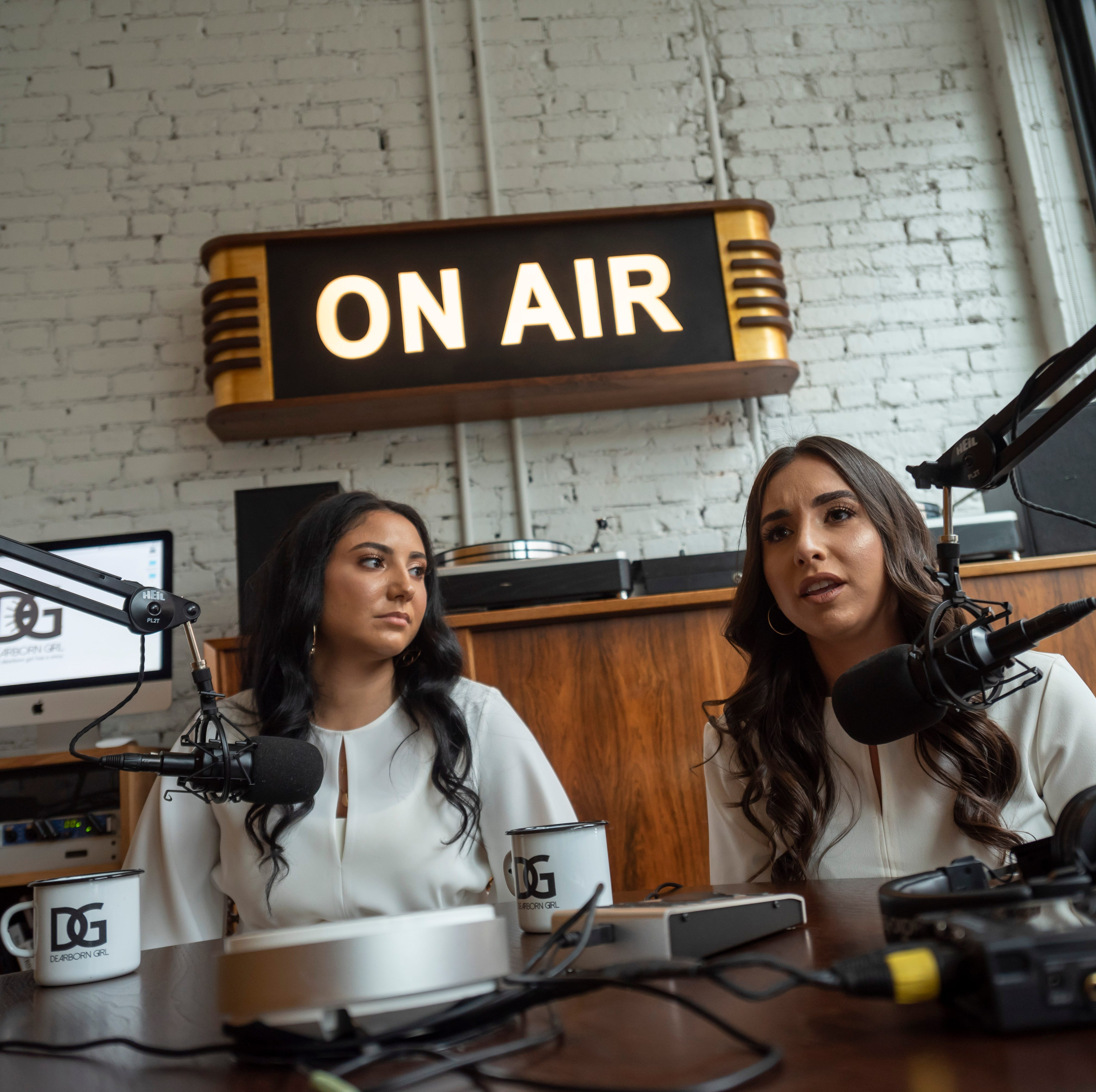 'Dearborn Girl' podcasters 'reclaim the mic' for community