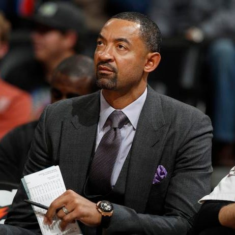 Wojo: With Juwan Howard, Michigan leaps boldly into the unknown