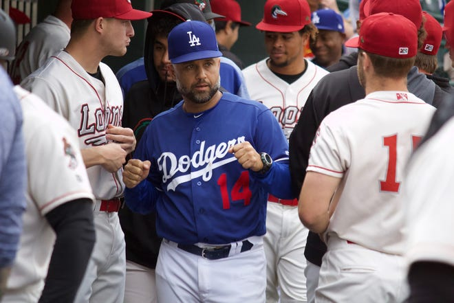 Former Tigers infielder Placido Polanco is a special assistant for player development with the Los Angeles Dodgers.