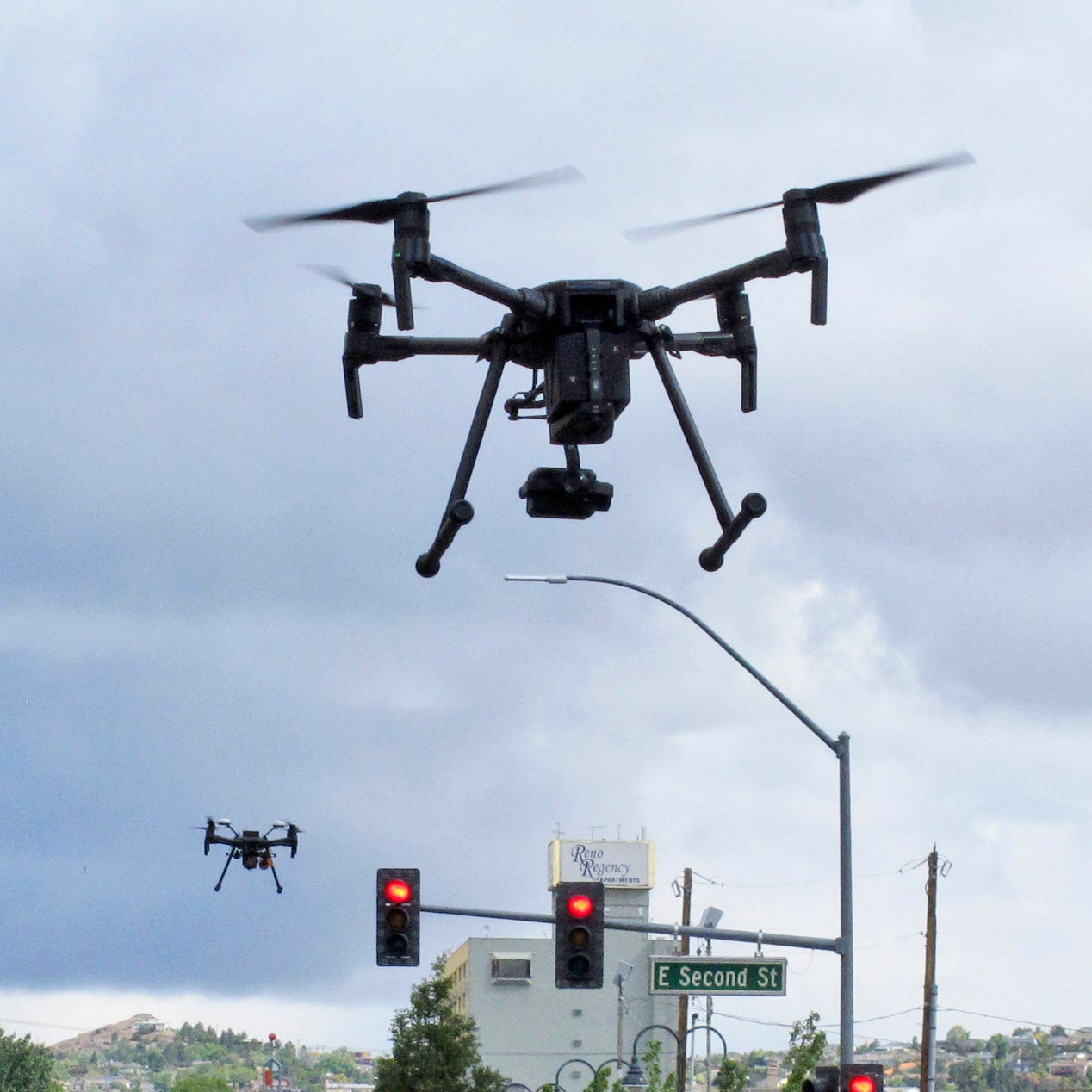 NASA's tests look to manage drones in cities