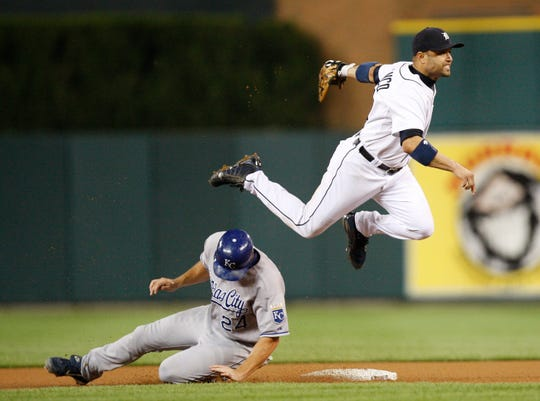 Second baseman Placido Polanco played five seasons with the Tigers, from 2005-2009.