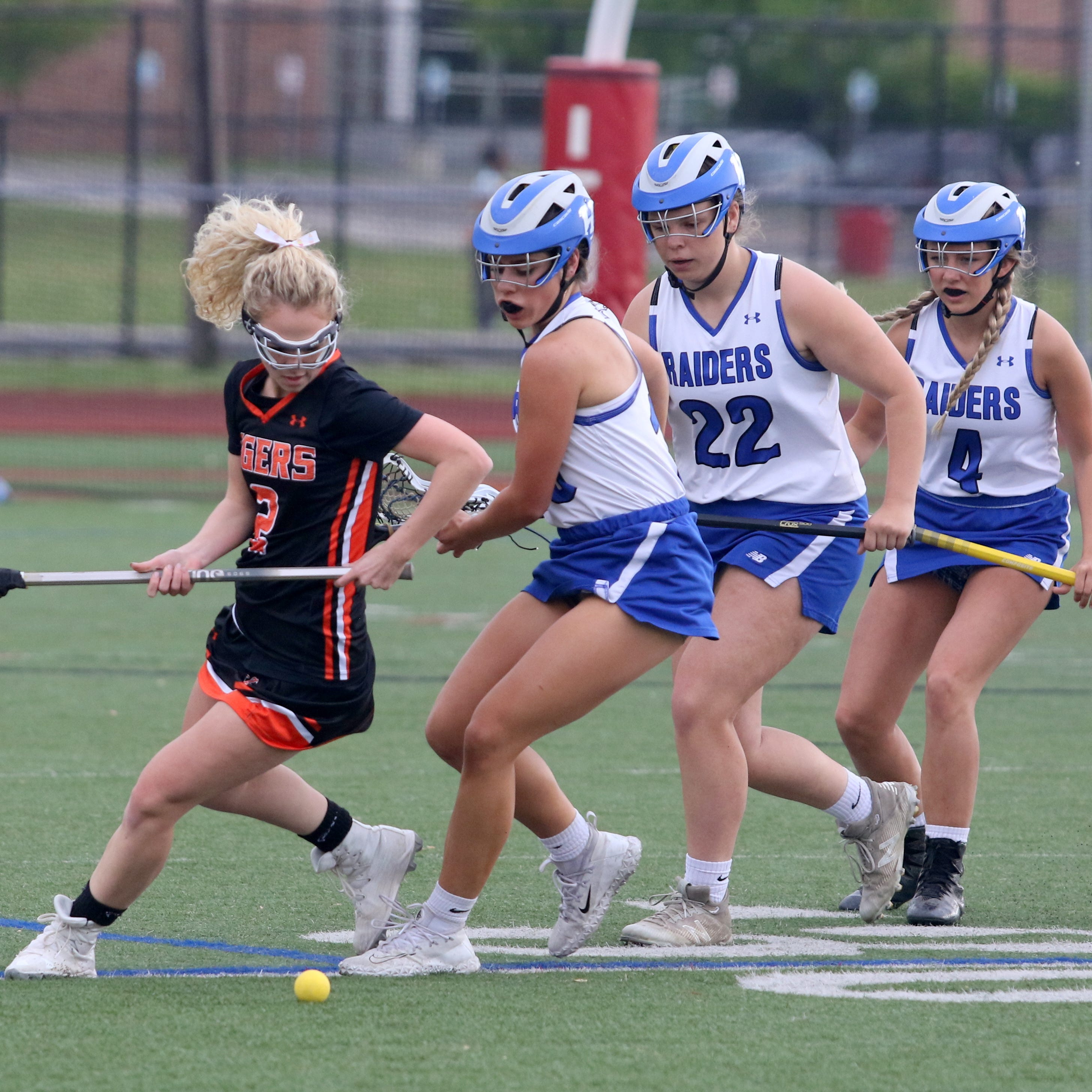 Horseheads girls dominate U-E for third straight Section 4 Class B lacrosse crown