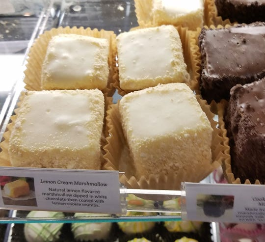Sweet Schmitt's Candies is known for creatively-flavored homemade marshmallows and caramels.