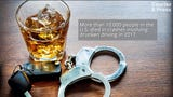 People convicted of operating while intoxicated in Indiana can face thousands of dollars in fines and a suspended license, among other penalties.