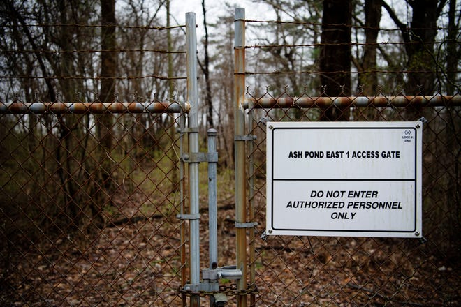 The coal ash pondat Vectren's A.B. Brown power plant will soon be shut down by federal law after high levels of contaminants boron, lithium and molybdenum were detected at the site. The work could begin as early as next year to close down the pond and begin removing the ash.