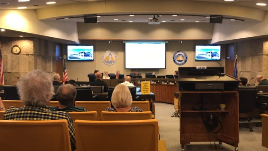 The Fond du Lac City Council held its second whole-of-the-whole on May 22, 2019 to discuss the Lakeside Park Pavilion.