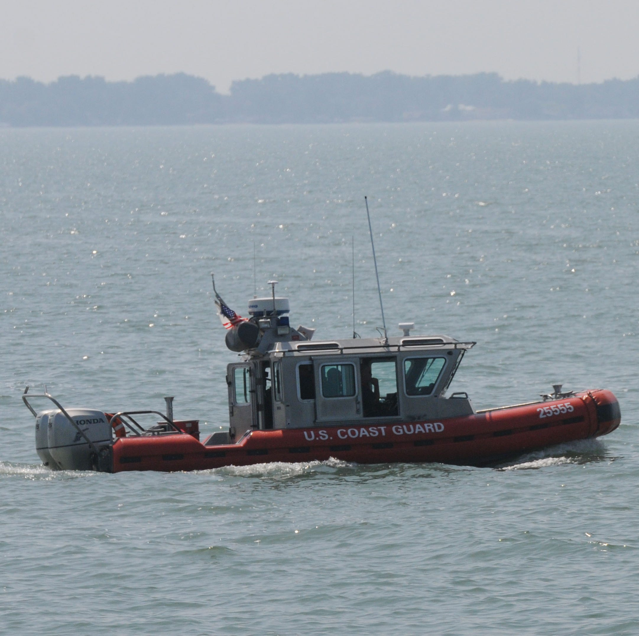 Coast Guard issues buoy advisory for boaters over holiday weekend