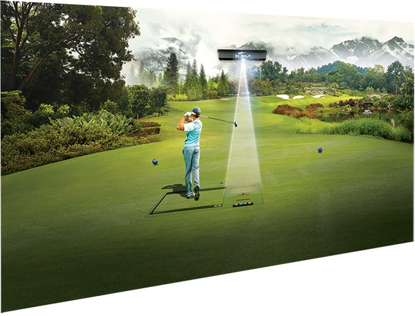 XGolf opened in May at Foothills shopping center. It offers simulated play, a putting green, full bar and limited menu.