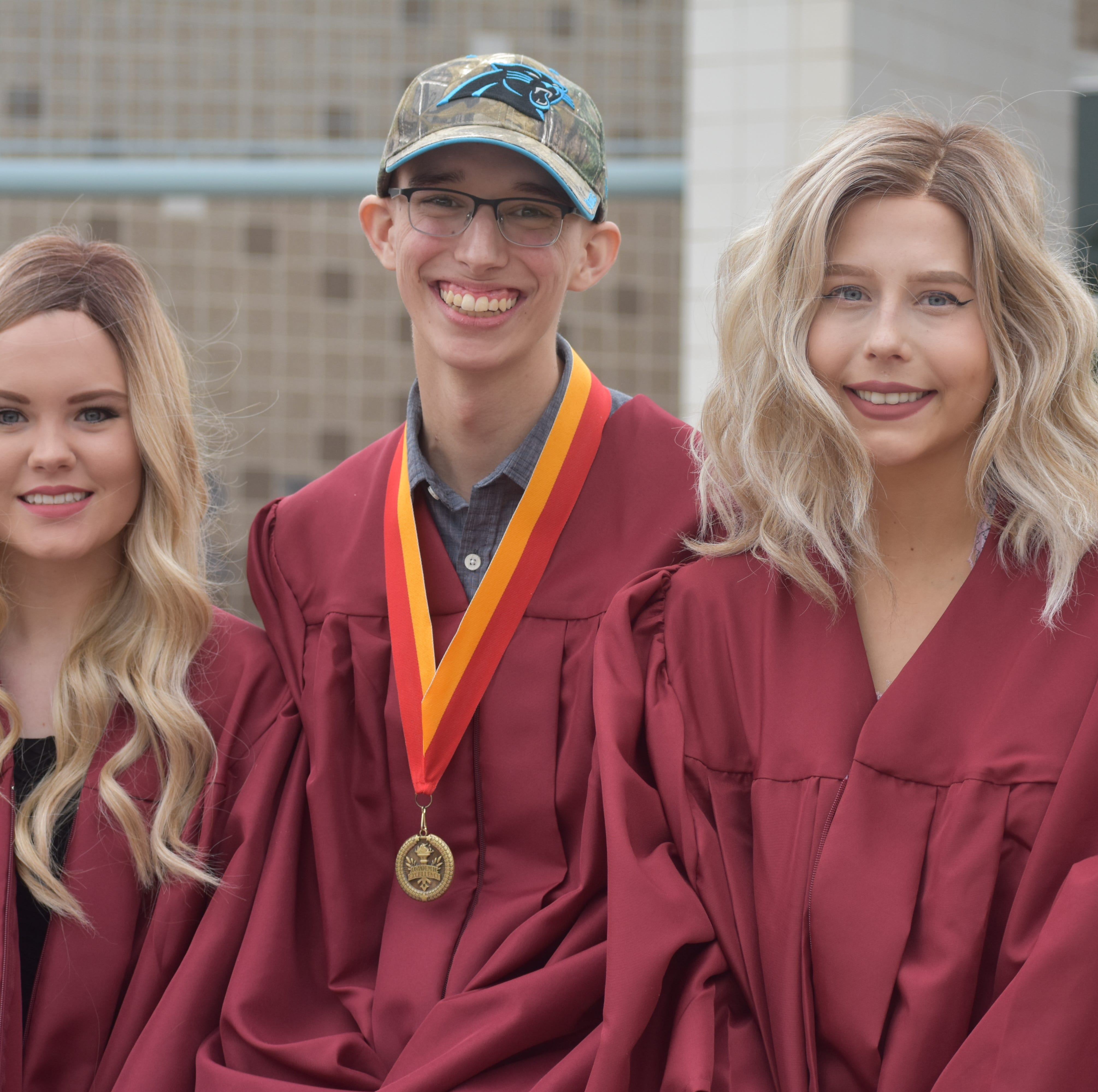 Rocky Mountain High School seniors persevere to graduate despite battling cancer