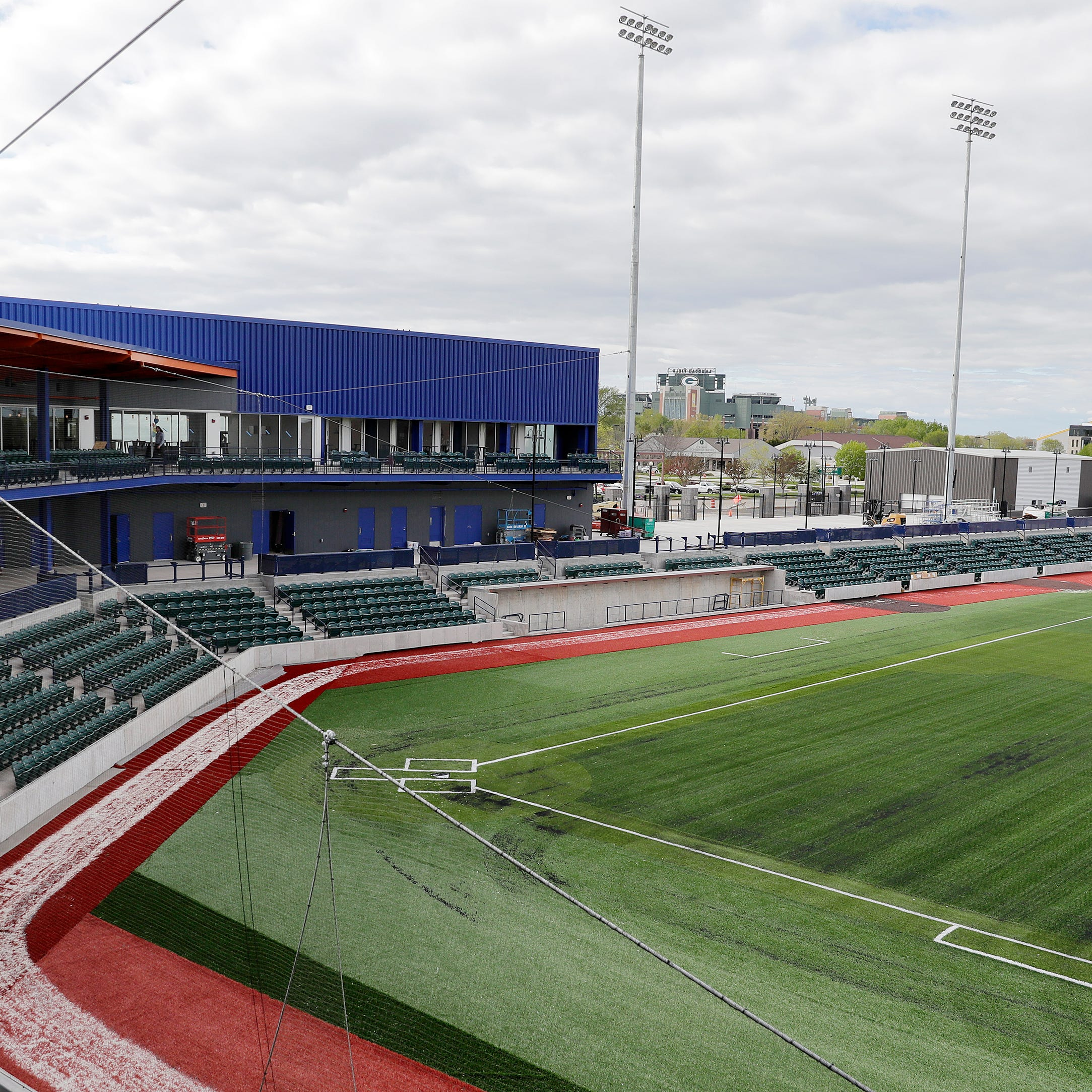 Fever pitch: New name, sport, stadium have Booyah, Voyageurs excited to start