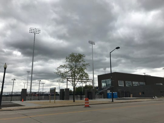 Capital Credit Union Park will host its first events, a Green Bay Voyageurs soccer game and a Green Bay Booyah baseball game, on May 31 and June 1.