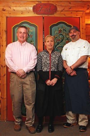 Lars, Annika and Rolf Johnson have announced that 2019 marks the 70th anniversary of their landmark restaurant, Al Johnson's Swedish Restaurant & Butik in Sister Bay.