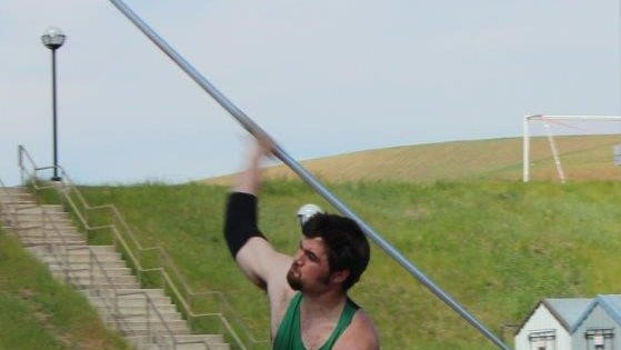 Sunday Conversation: Glasgow star and UND grad recently placed in third javelin at Summit League Championships