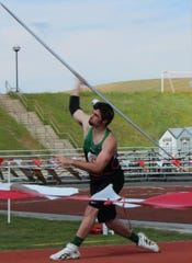 Glasgow native Lane Herbert of the University of North Dakota recently concluded his collegiate track and field career.