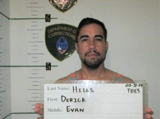 Derick Evan Hills