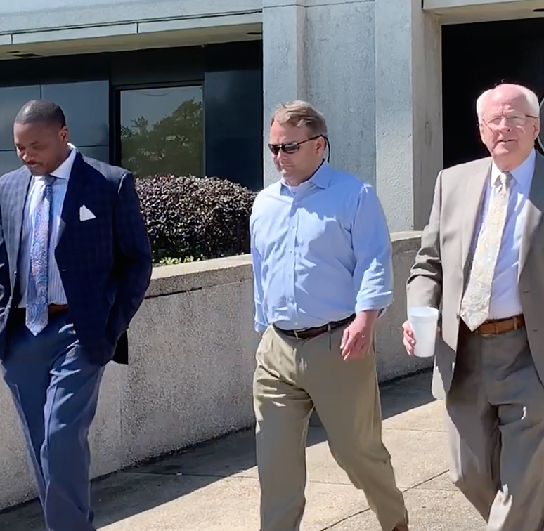 Former CPA Carl Nicholson sentenced for tax crimes