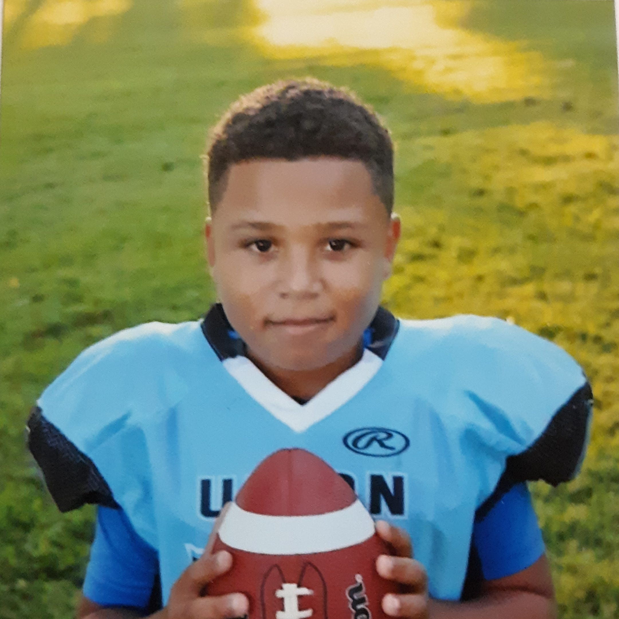Union County's Jarren Johnson selected for Kentucky middle school all-star football game