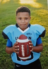 Jarren Johnson, who will be a seventh-grader at Union County Middle School this fall, has been selected to play for the Kentucky Future Stars Football Team this summer.