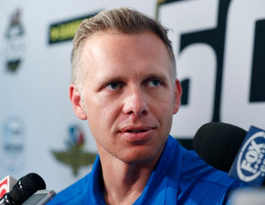 Ed Carpenter is due for a victory, Insider Jim Ayello says.