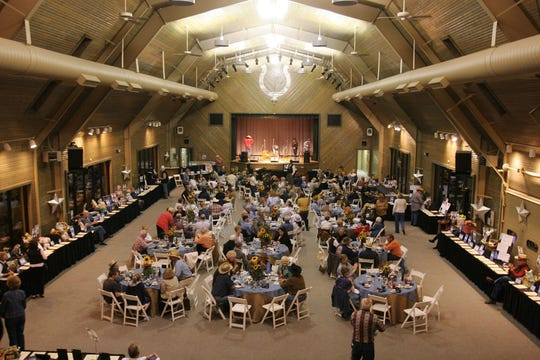 """The """"Diamonds and Denim Western Wingding"""" which raises money for Primelife Enrichment in Carmel, was held at the Robert Irsay Pavilion in 2010. The venue is now part of Lucas Estate."""
