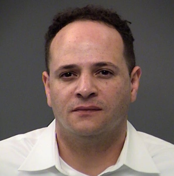 Former Marion County Sheriff's Office lieutenant accused of punching suspect