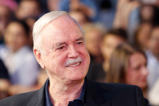 "Legendary comic actor John Cleese (Monty Python, ""Fawlty Towers"") will tell stories from his life and career to the Palladium audience on Nov. 14, 2019."