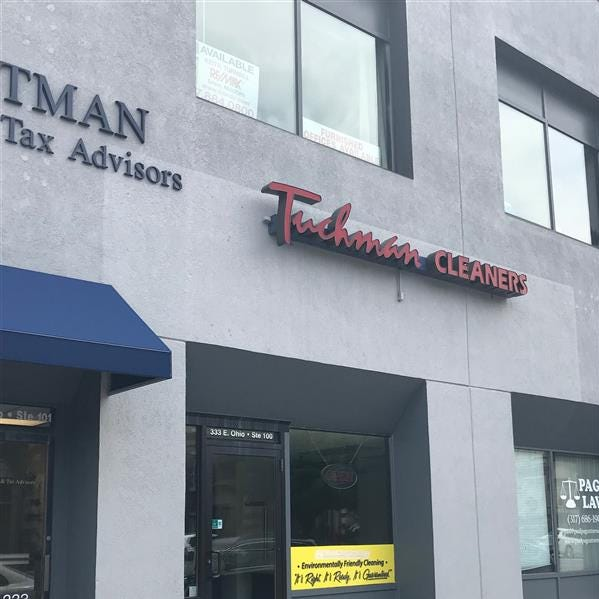 Tuchman Cleaners closing locations in Indianapolis area, employees say