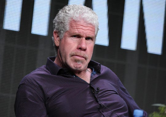 Ron Perlman will appear at Indiana Comic Convention Saturday, Aug. 31, 2019.