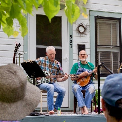 Front Porch Music Festival a worthy spring ritual