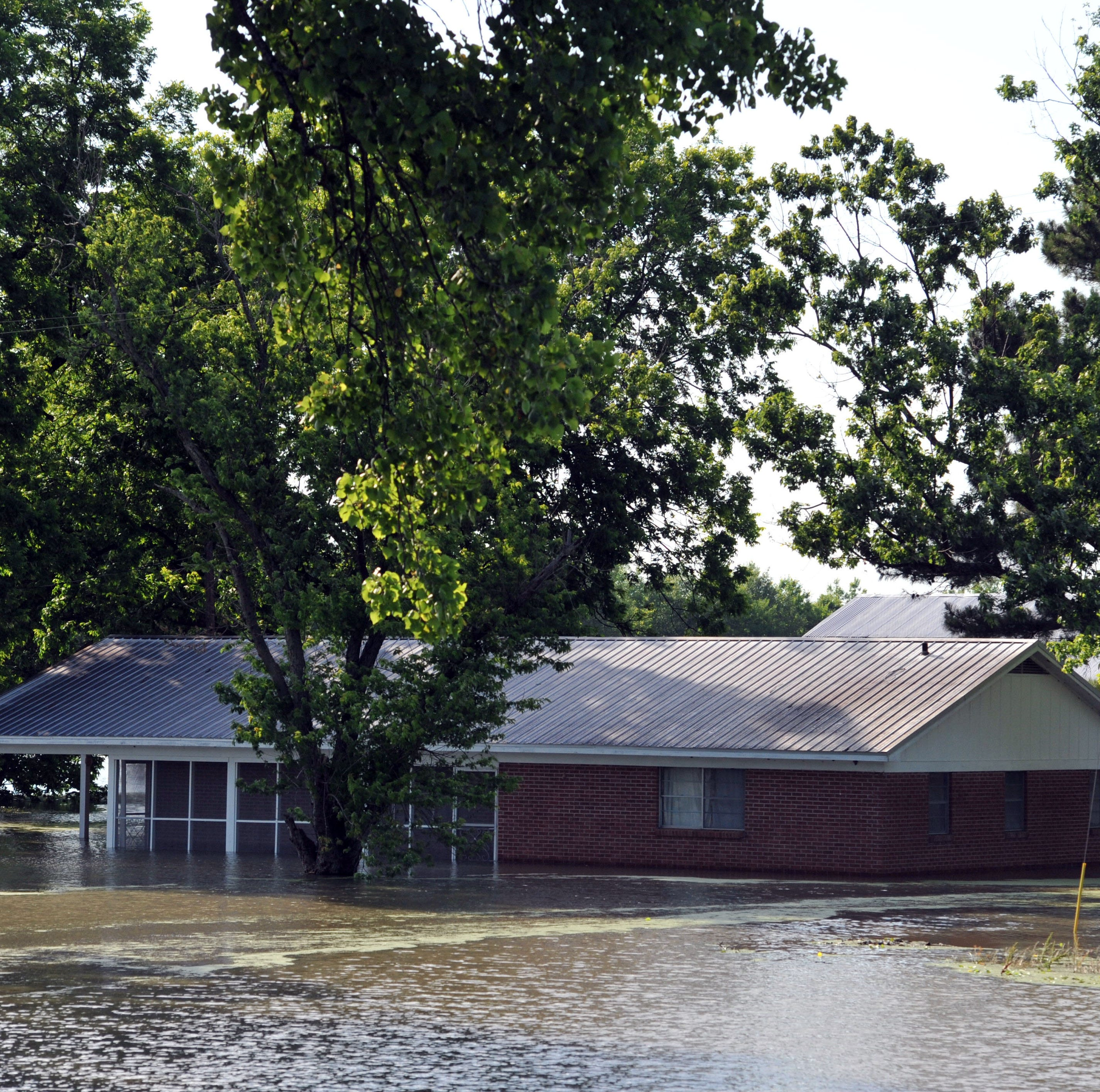 Flooding worst Mississippi's seen since Great Flood of 1927. Here's why.