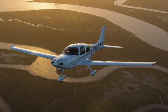 Cirrus Aircraft's SR20.