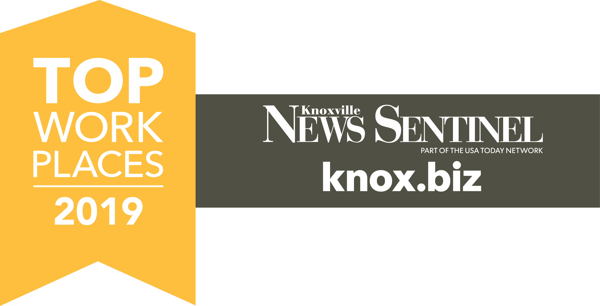 Knoxville Top Workplaces 2019
