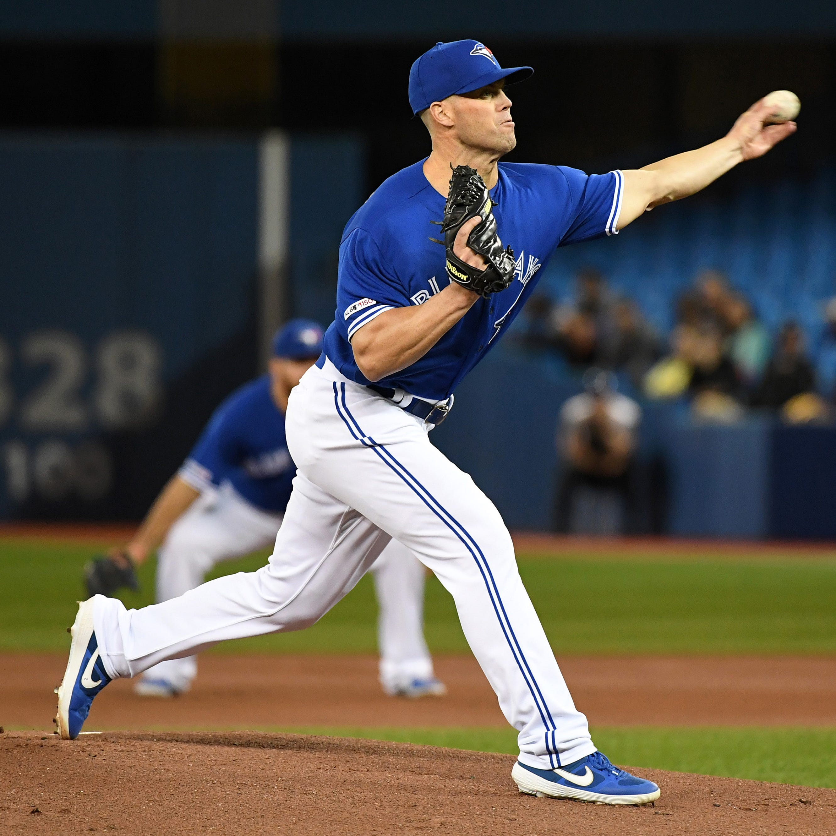 Lafayette native Clayton Richard makes first start for Toronto Blue Jays