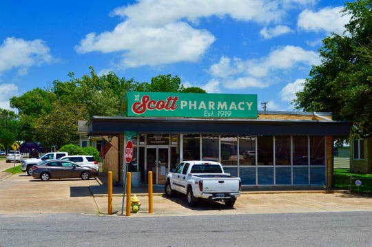 Scott Pharmacy is a cozy country-style drug store that has been located in Scott, Louisiana, for 100 years