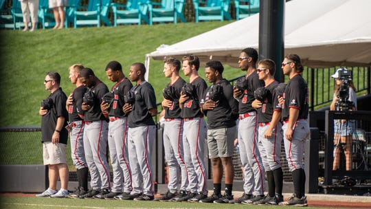 UL fell to Troy on Thursday morning in the Sun Belt Baseball Tournament in Conway, South Carolina.