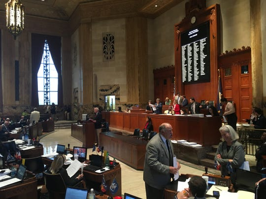 House lawmakers voted down a proposal to raise Louisiana's minimum smoking age from 18 to 21 on Thursday, May 23, 2019.