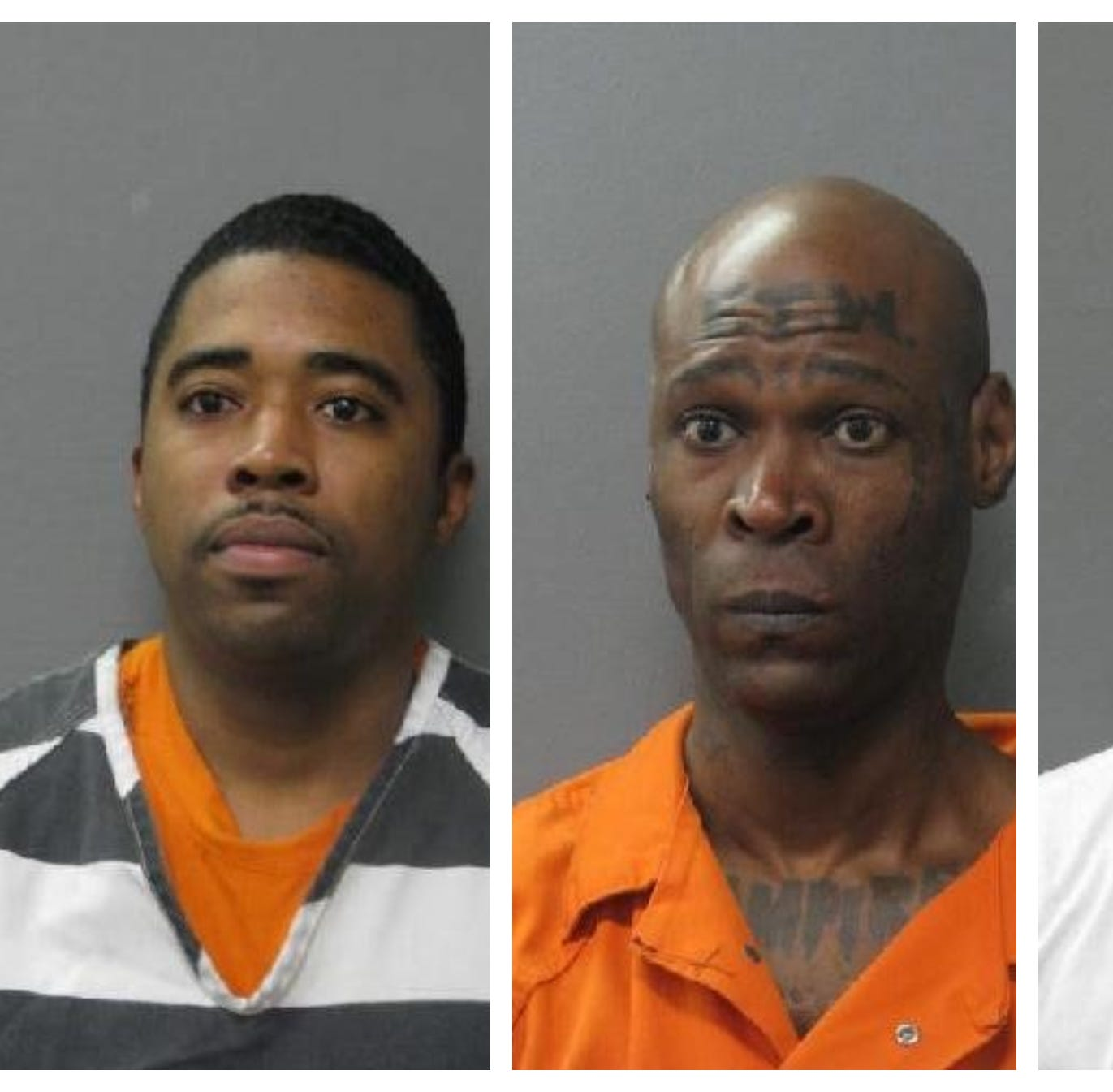 5 men arrested in connection with narcotics sting at gas station