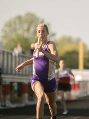 Fowlerville senior Kyla Chappell will run in her third state Division 2 track and field meet Saturday in Zeeland.
