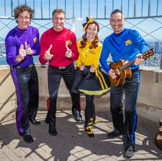 The Wiggles return to Louisville this summer
