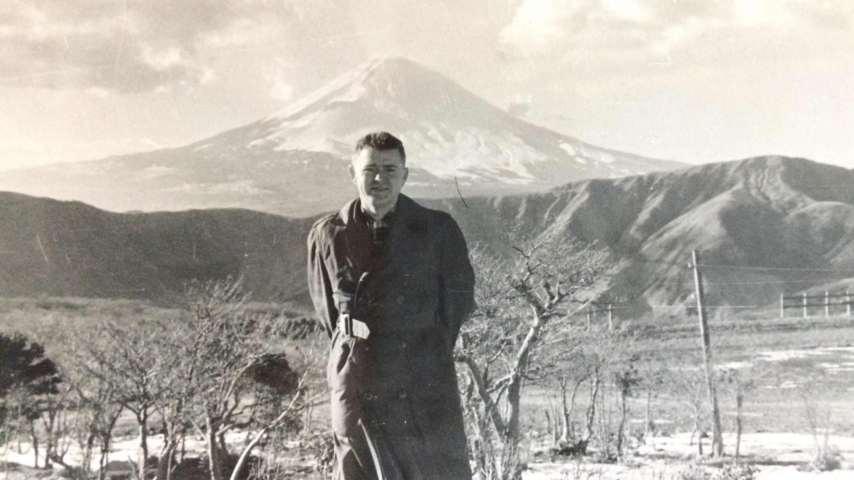 As a WWII vet battles dementia, his family's research uncovers lost stories from his life