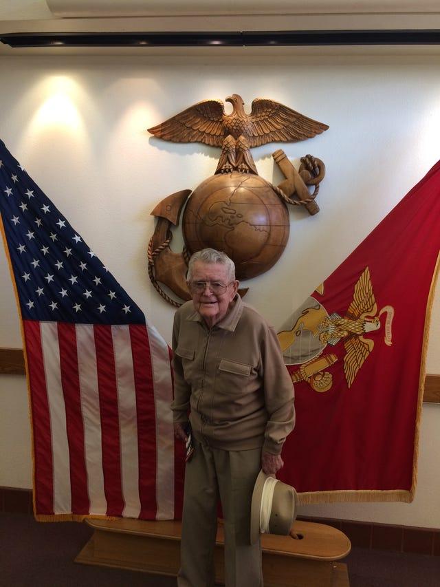 Memorial Day 2019: Research reveals World War 2 veteran's