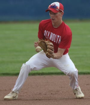Plymouth's Walker Elliott was named first team All-Firelands Conference for the 2019 season.