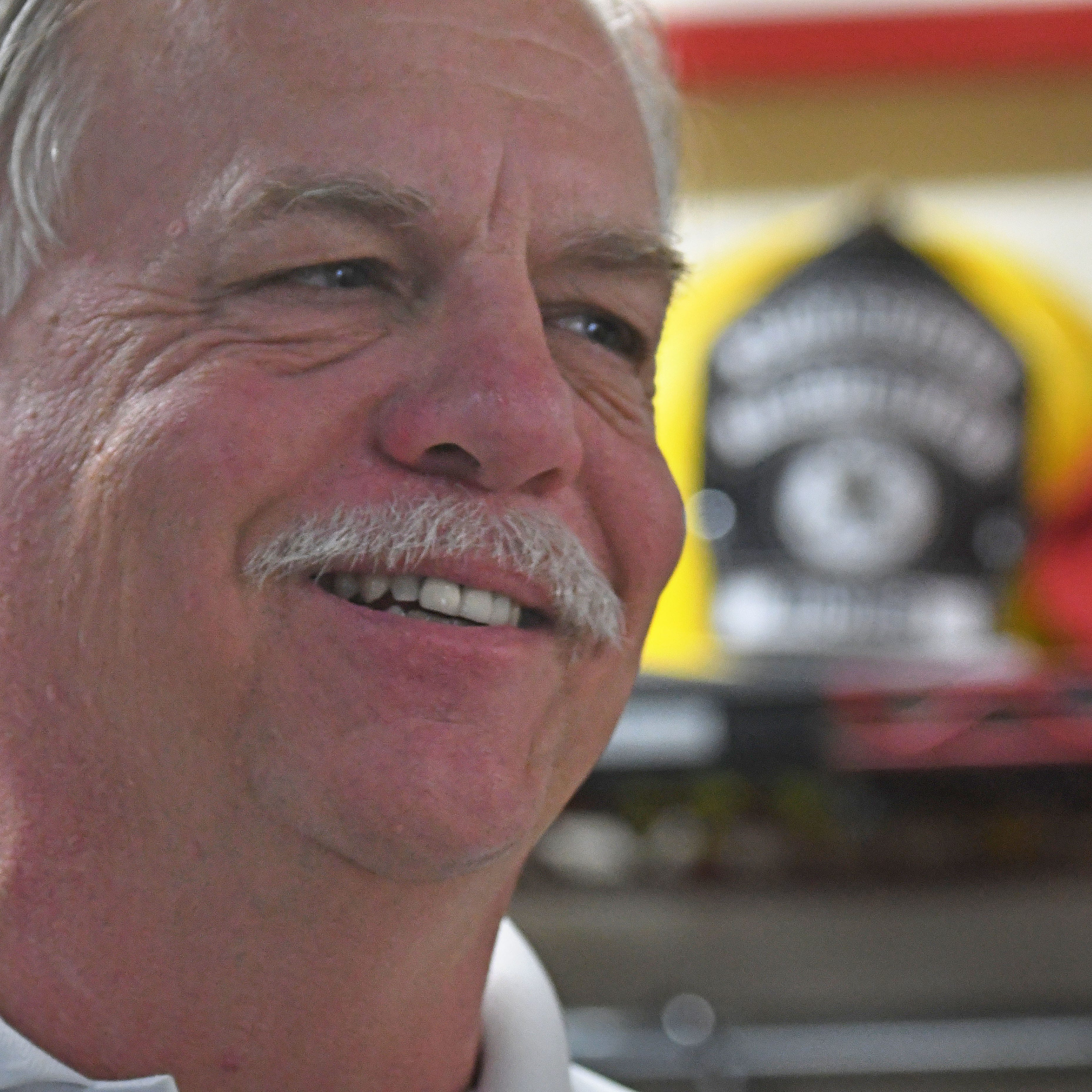 Springfield Township fire Chief Ron Henry retiring after 39 years