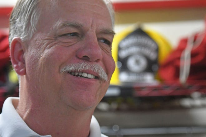Springfield Township fire chief Ron Henry is retiring at the end of May after almost 40 years of service.