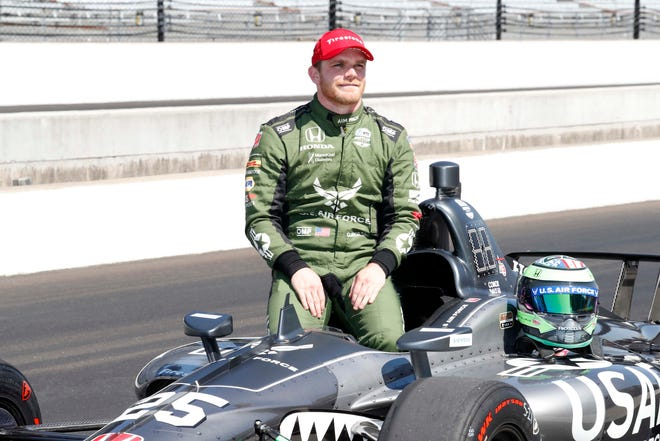 Conor Daly qualified 11th for the 103rd Indianapolis 500.