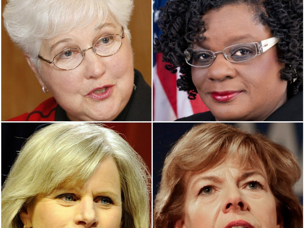 These four Wisconsin women broke through in politics. Here's what they want you to know about the path to power.